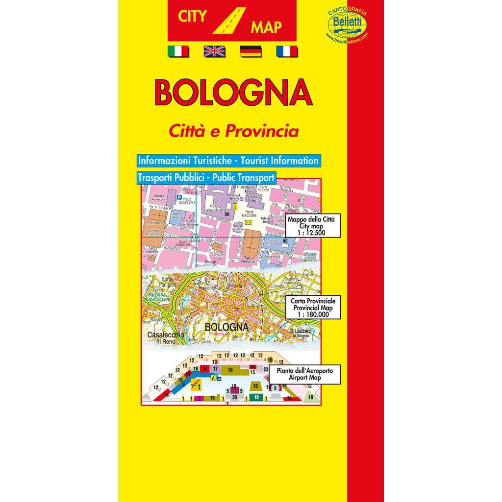 Bologna - Belletti Editore B030