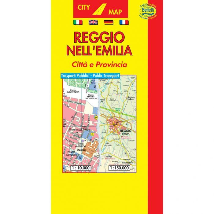 Reggio Emilia - Belletti Editore B033