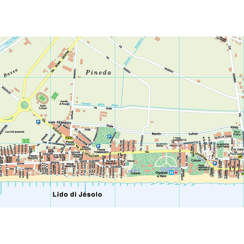 Lido Jesolo Cavallino - Belletti Editore B035