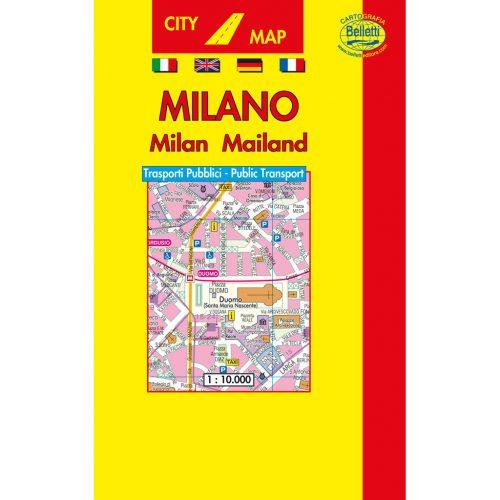 Milano - Belletti Editore B054