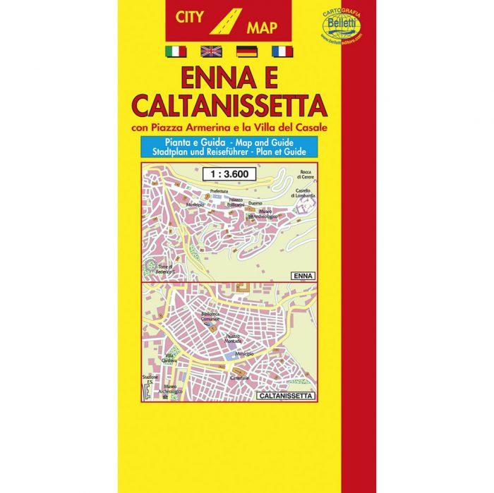 Enna Caltanissetta - Belletti Editore B065