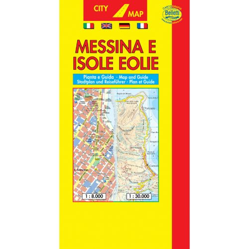 Messina Eolie - Belletti Editore B077