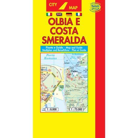 Olbia Costa Smeralda - Belletti Editore B081