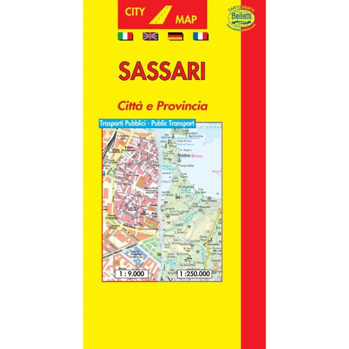 Sassari - Belletti Editore B089