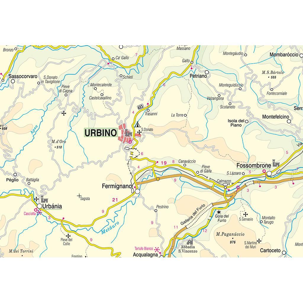 Urbino - Belletti Editore B091