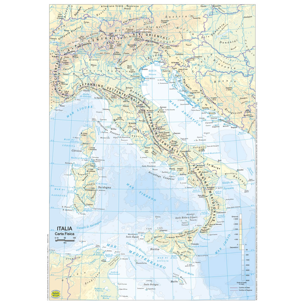 Italia scolastica - Belletti Editore BS01P