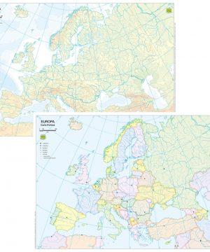 Europa muta - Belletti Editore BS03M