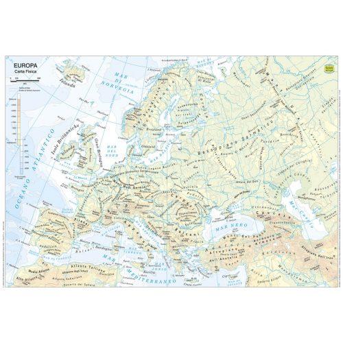 Europa scolastica - Belletti Editore BS03P