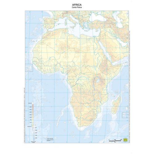 Africa muta - Belletti Editore BS04M