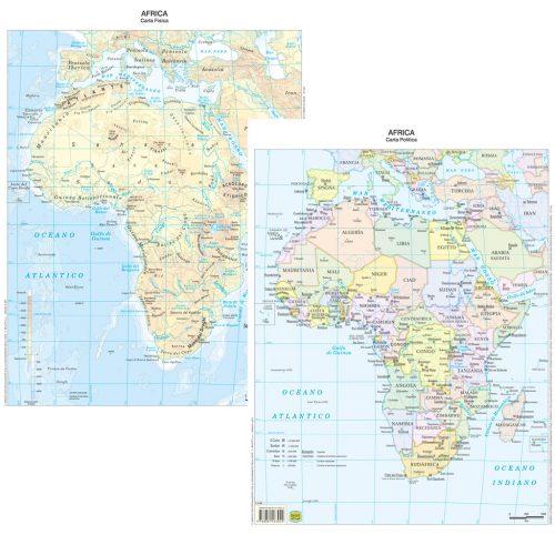 Africa scolastica - Belletti Editore BS04P
