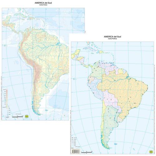 America sud muta - Belletti Editore BS06M
