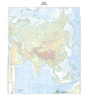 Cartina Muta India Da Stampare.Cartina Muta Asia Politica