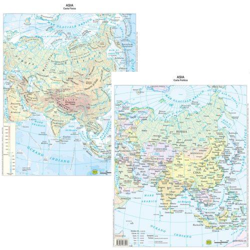 Asia scolastica - Belletti Editore BS07P