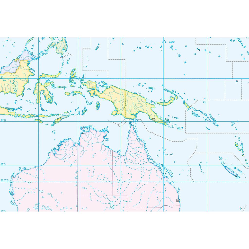 Oceania muta - Belletti Editore BS08M