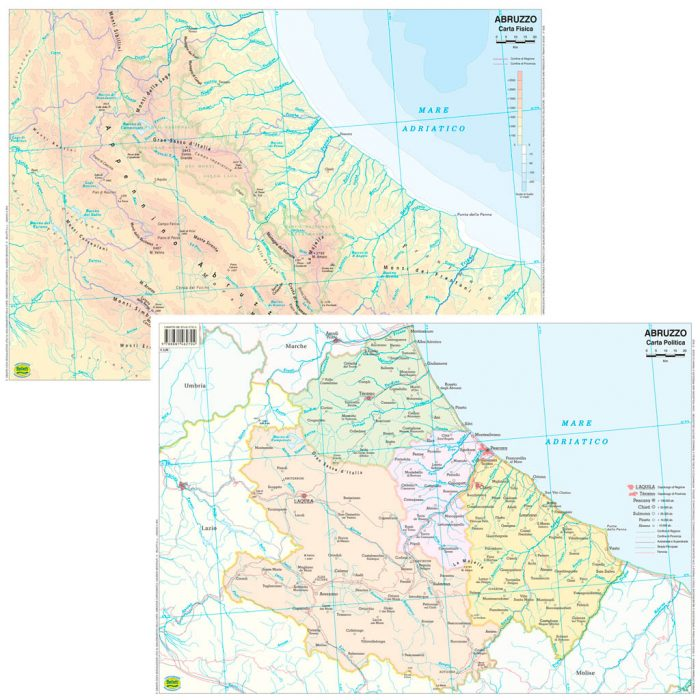 Abruzzo scolastica - Belletti Editore BS09