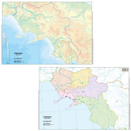Campania muta - Belletti Editore BS12M