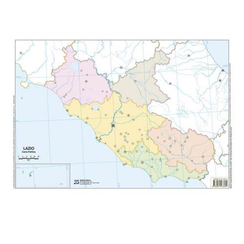 Lazio muta - Belletti Editore BS15M