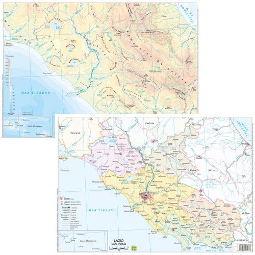 Lazio scolastica - Belletti Editore BS15P