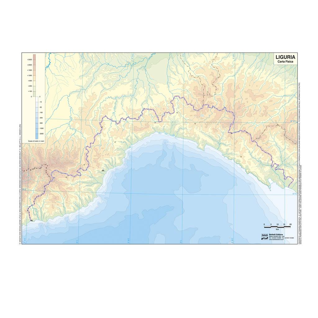 Liguria muta - Belletti Editore BS16M
