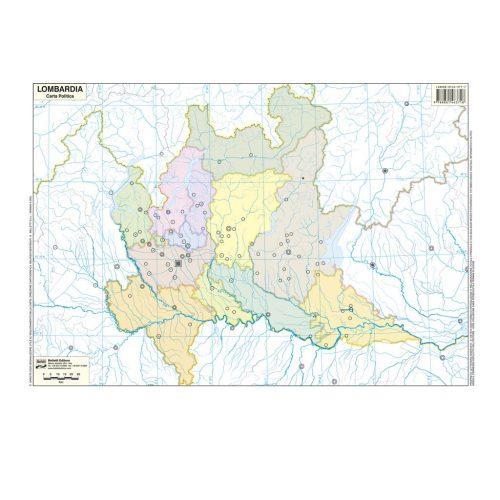 Lombardia muta - Belletti Editore BS17M