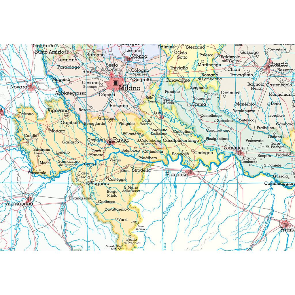 Lombardia scolastica - Belletti Editore BS17P