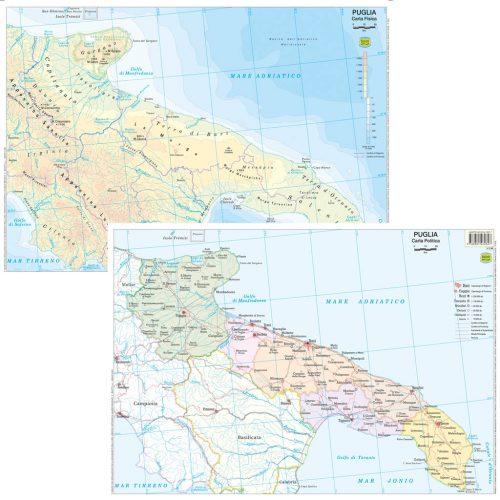 Puglia scolastica - Belletti Editore BS21P