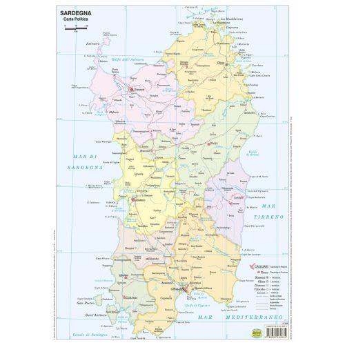 Sardegna scolastica - Belletti Editore BS22P