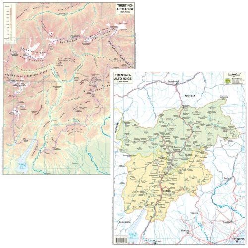 Trentino Alto Adige scolastica - Belletti Editore BS25P