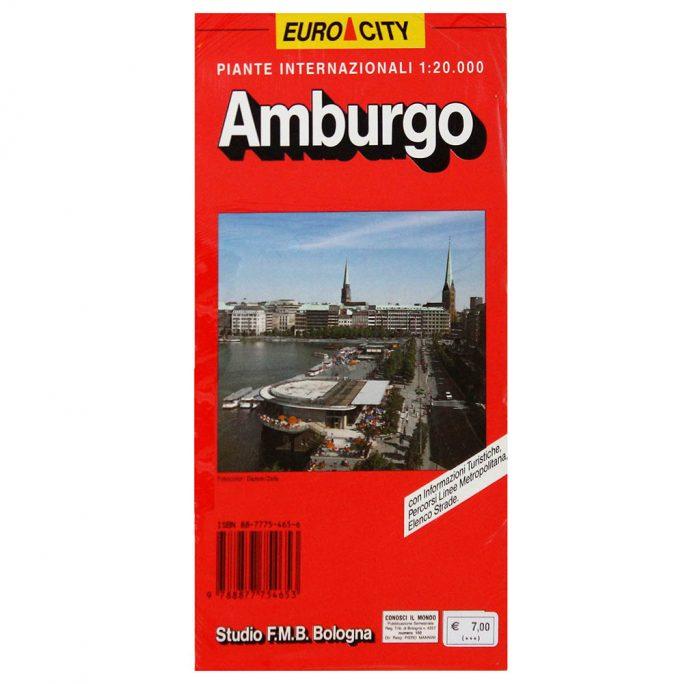 Amburgo - Belletti Editore FMB001