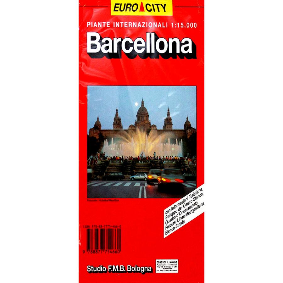Barcellona - Belletti Editore FMB006