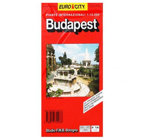 Budapest - Belletti Editore FMB010