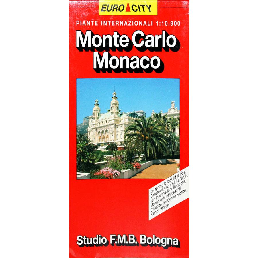 Montecarlo Monaco - Belletti Editore FMB029