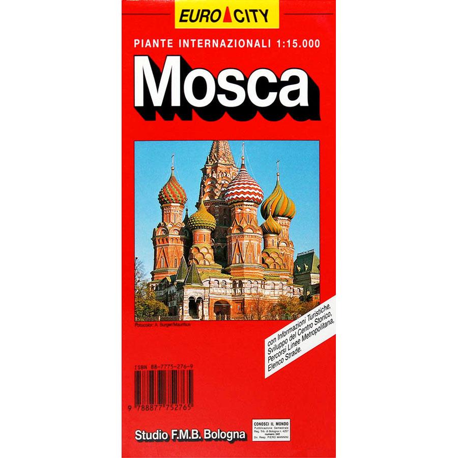 Mosca - Belletti Editore FMB031