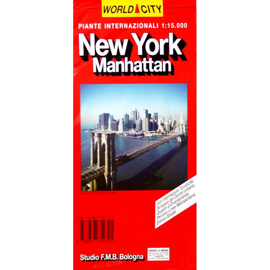 New York - Belletti Editore FMB032