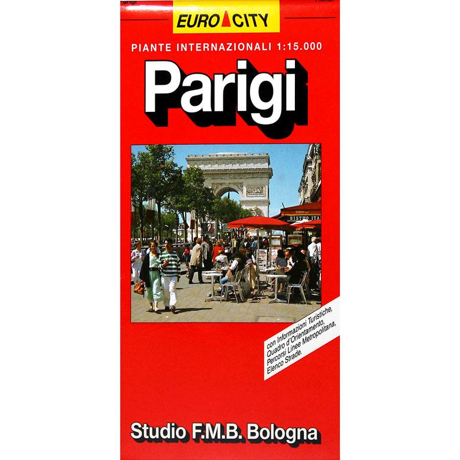 Parigi - Belletti Editore FMB034