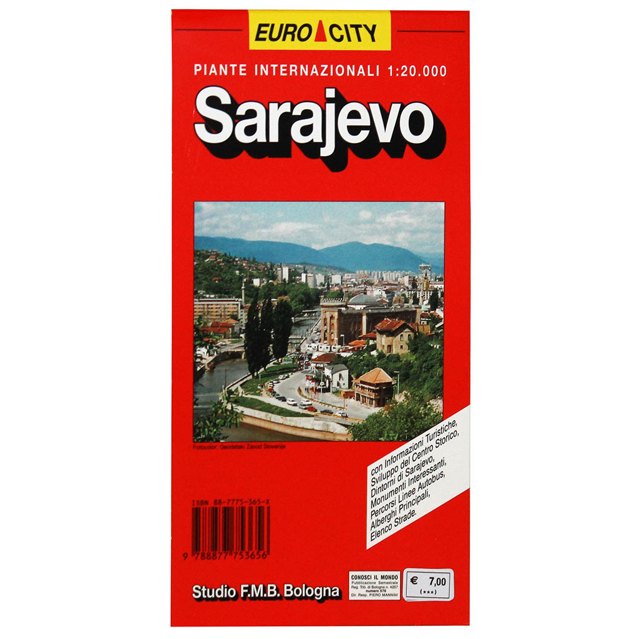 Sarajevo - Belletti Editore FMB041