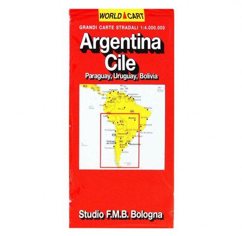 Argentina Cile Bolivia - Belletti Editore FMB054