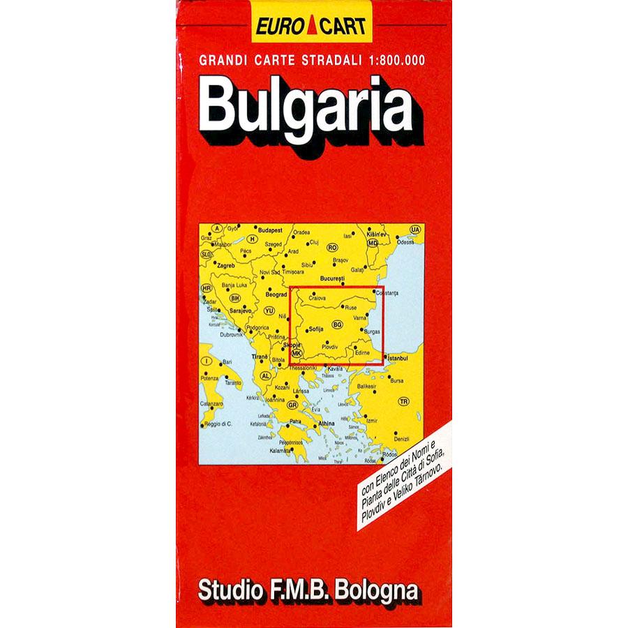 Bulgaria - Belletti Editore FMB056