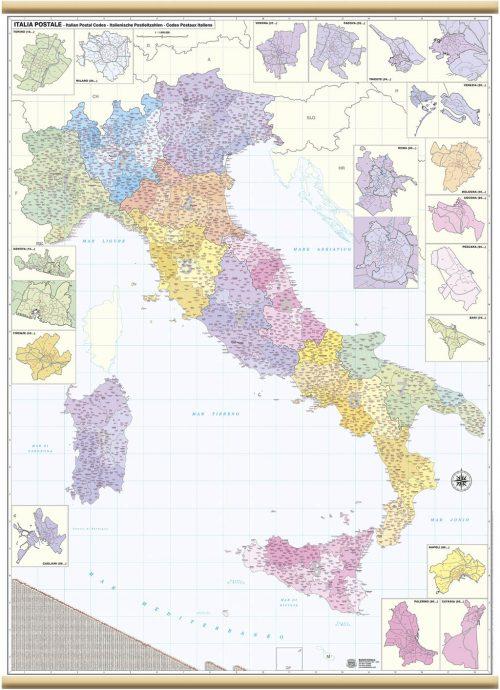 Italia postale - Belletti Editore M04PL