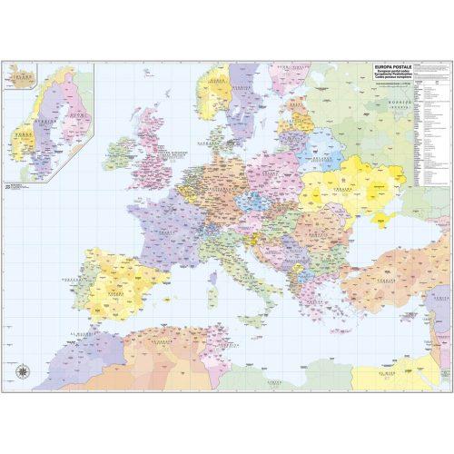 Europa postale - Belletti Editore M05P