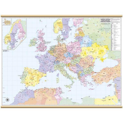 Europa postale - Belletti Editore M05PL