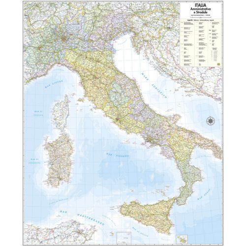 Italia amministrativa stradale - Belletti Editore M08P