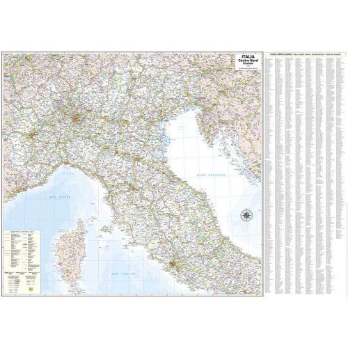 Italia nord - Belletti Editore M10P