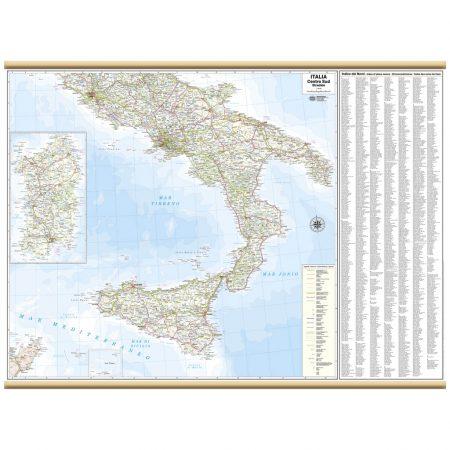Italia sud - Belletti Editore M11PL