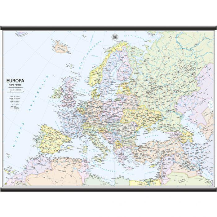 Europa - Belletti Editore MS03PL