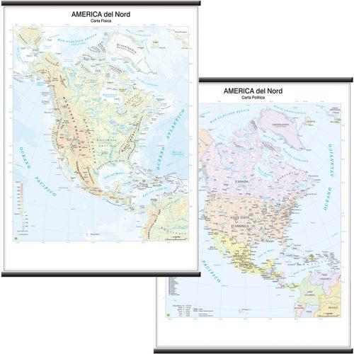 America nord - Belletti Editore MS05PL