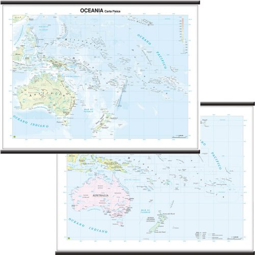Oceania - Belletti Editore MS08PL