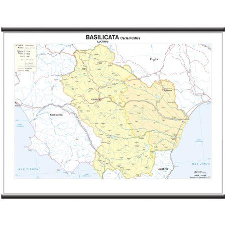 Basilicata - Belletti Editore MS14PL