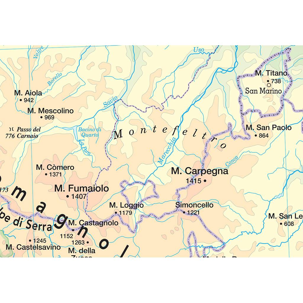 Emilia Romagna - Belletti Editore MS17PL