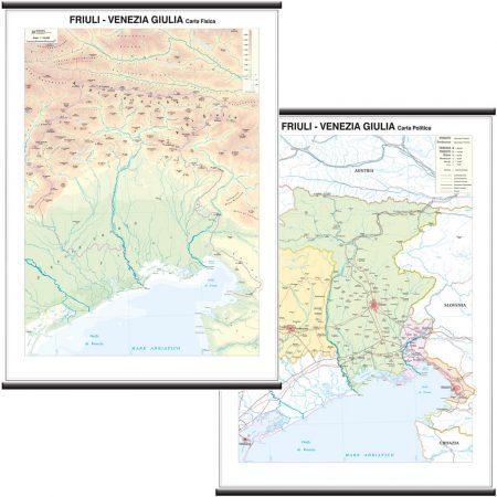 Friuli Venezia Giulia - Belletti Editore MS18PL